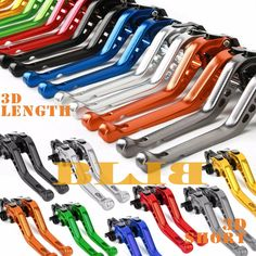 18.64$  Watch here - http://ali2w3.shopchina.info/1/go.php?t=32810121355 - For Kawasaki VERSYS 1000 VULCAN S 650cc 2015-2017 CNC Motorcycle 3D Long/Short Brake Clutch Levers Shortly/Longer Lever 2006  #magazine