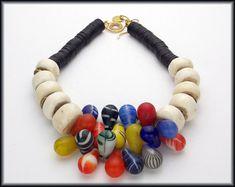 BODA africana granos antigua novia de por sandrawebsterjewelry                                                                                                                                                                                 Más