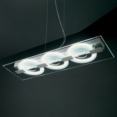 0 Sound Linear Suspension By Itre Lamp Light Stream Bed