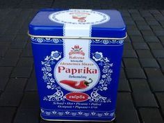 Paprika. OWN collection