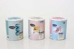 Creation of a new concept for paint packaging designed specifically for women to understand easily.
