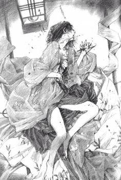 Love for Hiroaki Samura's Blade of the Immortal