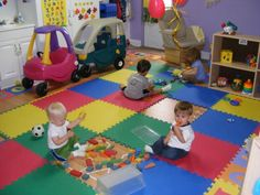 get the best suggestion for infant activity for your daycare in here!