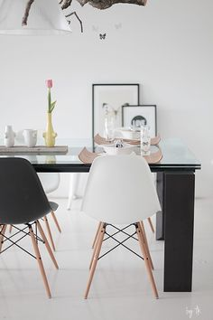 Chairs for the Scandinavian interiors – TimeForDeco