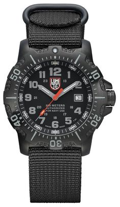 ef468d90e17 Luminox Watch Sea A.N.U. 4200 Series Cw Watches