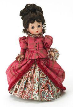 Madame Alexander 8 Inch Little Women - Marmee Victorian Dolls, Vintage Dolls, Beautiful Dolls, Beautiful Outfits, Vintage Madame Alexander Dolls, Thing 1, Vinyl Dolls, New Dolls, Hello Dolly