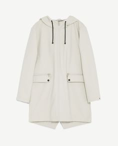 Image 6 of WATER REPELLENT PARKA from Zara