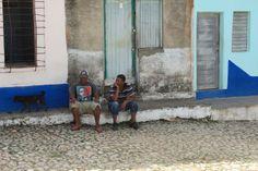#cuba #ville #trinidad #city #town #hommes #men
