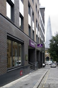 2014 Considerate Constructors Scheme National Site Awards for Premier Inn, St Mary at Hill, London.