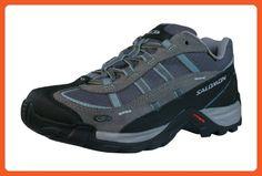 Salomon Women's Booster GTX Hiking Shoes, Grey, US6.5 - Sneakers for women (*Amazon Partner-Link)
