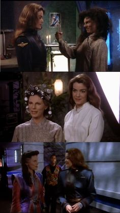 Ivanova and Delenn girl bonding time :); Babylon 5 rewatch 2x7/ So can you explain me why this THIS THIS refuses to cooperate???