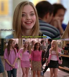 Mean Girls Meme, Mean Girl Quotes, Series Movies, Movie Characters, Movies And Tv Shows, Ao Haru, Regina George, Perfect Movie, Tv Show Music