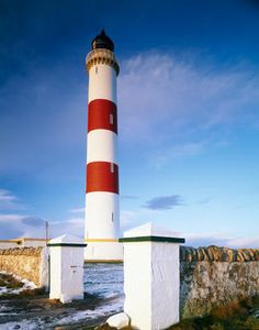 Tarbat Ness Lighthouse, Easter Ross, Scotland. Hugh Webster Portfolios