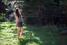 5 tips for taking outdoor self portraits photo