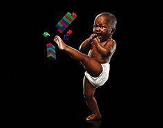 Hilarious Photos of Super Strong Babies - My Modern Metropolis