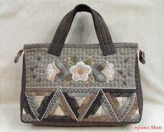 6795171d6cf4 Коллекция лоскутных сумок - Страна Мам Японский Пэчворк, Сумки Ручной  Работы, Сумки Из Текстиля
