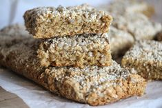 Grove scones i langpanne Krispie Treats, Rice Krispies, Scones, Nom Nom, Baking, Desserts, Tailgate Desserts, Patisserie, Dessert