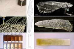 MIT Creates Water-Based Robotic Fabrication Method for Natural Biodegradable 3D Printing http://3dprint.com/26786/waterbased-robotic-fabrication/