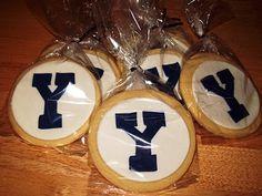 BYU Cookies