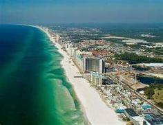 Panama city Florida..Our home away from home for Hurricane Gustav
