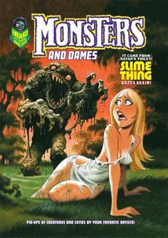 Bruce Timm: Monsters and Dames 2013