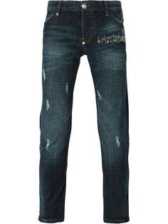 PHILIPP PLEIN Skinny Jeans. #philippplein #cloth #jeans