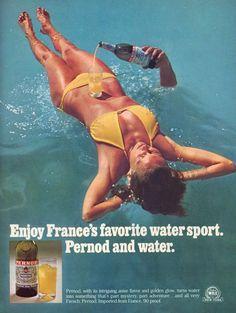 France's favorite water sport