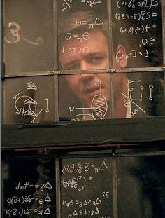 Una mente maravillosa (A Beautiful Mind) (2001) - Dirigida por Ron Howard y protagonizada por Russell Crowe, Ed Harris, Jennifer Connelly y Paul Bettany.