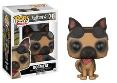 [COLLECTED] Pop! Games: Fallout 4 - Dogmeat