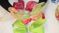 Tutorial para elaborar un moño, Detalles globos y chocolates