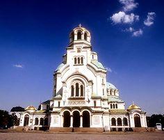 Sofia, perché andarci nel 2014? #Sofia, eleganti forme della cattedrale Aleksander Nevski © Marina Tessitore