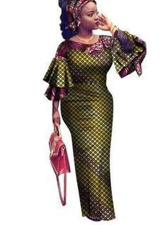 African Clothing Traditional Rushed Cotto 2bf94a8517d7