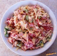 Lehký salát k večeři