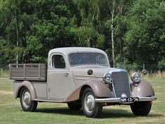 vintage mercedes pickup - Google Search