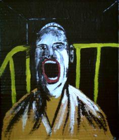Francis Bacon, Bacon Painter, Robert Motherwell, Expressionist Artists, Historical Art, Old Art, Face Art, Art Day, Sculpture