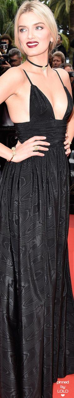 Lily Donaldson 2016 Cannes Film Festival   LOLO❤︎