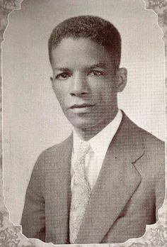 """Lucien Alexis Was Nicknamed """"The Negro Einstein"""" At Harvard University. Here's Why. . ."""