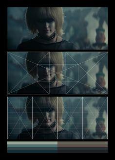 Blade Runner (1982)_ Rebated Square grid + 8x8 grid + color set
