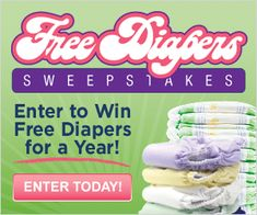 EverydayFamily Offers Free Registration and a Chance to Win Free Diapers for A Year!