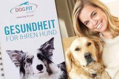 Gratis Ratgeber für Hundehalter zu Gesundheit und Ernährung von jungen und alten Hunden von DOG FIT by PreThis.