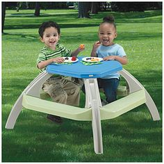 American Plastic Toys, Inc.® Picnic Table at Big Lots.