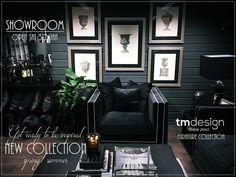 Tomines hjem: Nytt på showroom