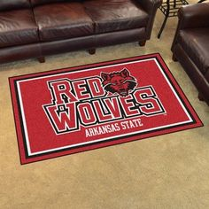 Check out this new arrival! ArKansas State Un.... This item is going fast! http://www.xtremesports.com/products/arkansas-state-university-university-4x6-rug?utm_campaign=social_autopilot&utm_source=pin&utm_medium=pin