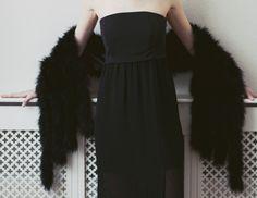 Verity stole (black), £210.00 #wedding #bridal #accessories #vintage #bride www.hopeandgrace.co.uk Bridal Cover Up, Winter Weddings, Bridal Accessories, Delivery, Wedding Accessories, Winter Barn Weddings