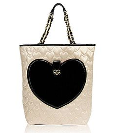 Betsey Johnson Mine and Yours NorthSouth Tote #Dillards