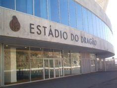 Estadio do dragao - Portugal