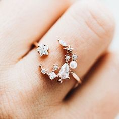 ✰P I N T E R E S T : alexandra_lovee✰ Diamond Earrings, Jewelry, Fashion, Rose Gold, Jewelry Design, Rings, Diamond Studs, Jewellery Making, Moda