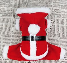 "Namsan Classic Dog's Christmas Suit For Size XS S M L XL Namsan More Christmas Shoes and Dress Choice. please don't choose the size by ""I guess, I Read  more http://dogpoundspot.com/namsan-classic-dogs-christmas-suit-for-size-xs-s-m-l-xl/  Visit http://dogpoundspot.com for more dog review products"
