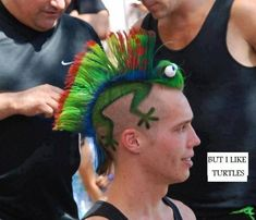 10 Most Funny Haircuts To Erase Social Life Most Weird Haircuts - Stylendesigns Weird Haircuts, Haircuts For Men, Bad Hair, Hair Day, Men's Hair, Crazy Hair Cuts, Haircut Fails, Mens Hair Colour, Hair Tattoos