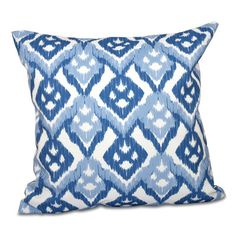 Decorate and personalize your outdoor spaces with pillows from the Simply Daisy Outdoor Pillow Collection. The weather-resistant fabric and unique style will enhance your outdoor living space. Modern Throw Pillows, Blue Pillows, Outdoor Throw Pillows, Decorative Throw Pillows, Light Blue Throw Pillows, Euro Pillows, Outdoor Pillow Covers, Antibes, Selfies